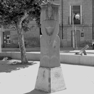Esculturas de ayerbe