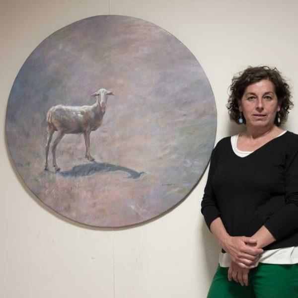 Pilar Esporrin FESMAP, Huesca