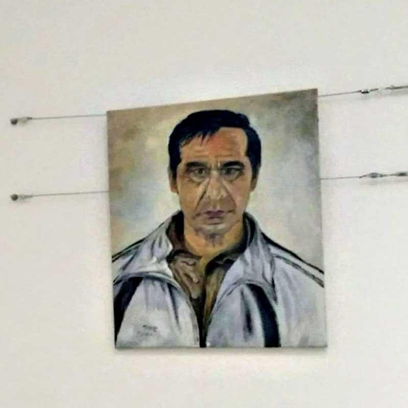 Re-tratos, exposición Arcadia, Huesca
