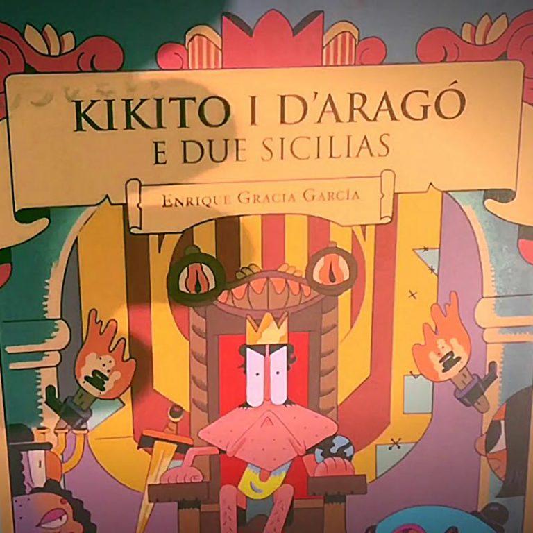 Kikito rey de aragon - fesmap 2019